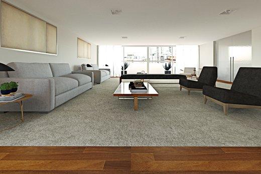 Living - Apartamento à venda Alameda Casa Branca,Jardim América, São Paulo - R$ 4.760.000 - II-4671-11955 - 4