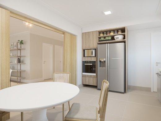 Cozinha - Apartamento à venda Alameda Franca,Jardim América, São Paulo - R$ 3.900.000 - II-4772-12056 - 3