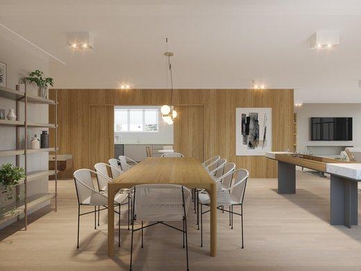 Living - Apartamento à venda Alameda Franca,Jardim América, São Paulo - R$ 3.900.000 - II-4772-12056 - 6