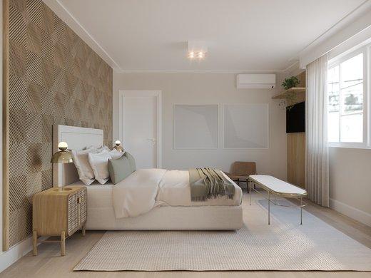 Quarto principal - Apartamento à venda Alameda Franca,Jardim América, São Paulo - R$ 3.900.000 - II-4772-12056 - 8