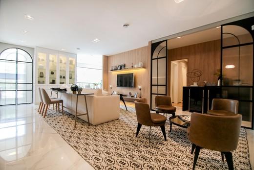Living - Cobertura 3 quartos à venda Lapa, São Paulo - R$ 2.168.180 - II-5756-13975 - 5