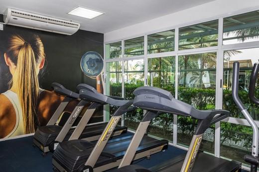 Fitness - Fachada - Rio 2 - Sardenha - 1216 - 3