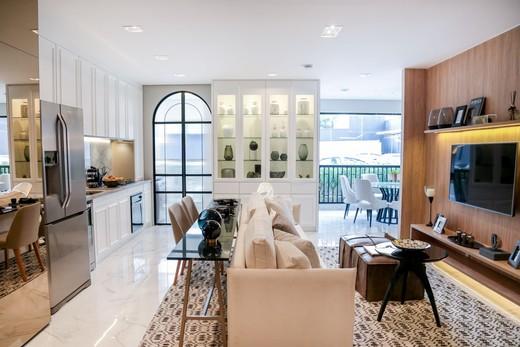 Living - Cobertura 3 quartos à venda Lapa, São Paulo - R$ 2.168.180 - II-5756-13975 - 4