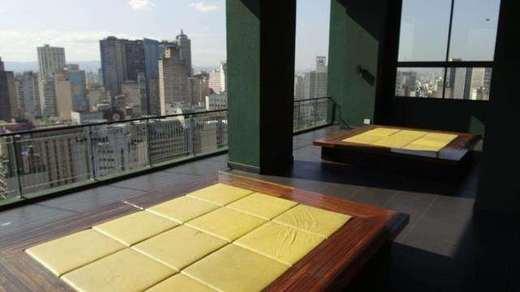 Lounge - Apartamento 2 quartos à venda Bela Vista, São Paulo - R$ 892.043 - II-5771-14009 - 16
