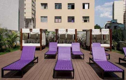 Solarium - Apartamento 2 quartos à venda Bela Vista, São Paulo - R$ 892.043 - II-5771-14009 - 18