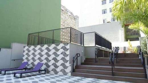 Acesso piscina - Apartamento 2 quartos à venda Bela Vista, São Paulo - R$ 892.043 - II-5771-14009 - 19