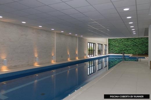 Piscina coberta - Apartamento 2 quartos à venda Bela Vista, São Paulo - R$ 892.043 - II-5771-14009 - 20
