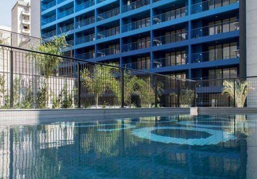 Piscina - Apartamento 2 quartos à venda Bela Vista, São Paulo - R$ 892.043 - II-5771-14009 - 24
