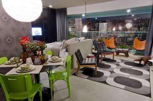 Living - Apartamento 2 quartos à venda Bela Vista, São Paulo - R$ 892.043 - II-5771-14009 - 6