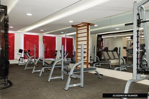 Fitness - Apartamento 2 quartos à venda Bela Vista, São Paulo - R$ 892.043 - II-5771-14009 - 7