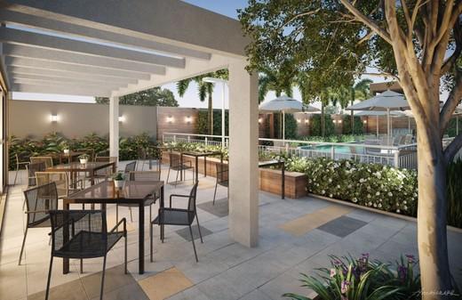 Salao de festas - Fachada - Campo dos Afonsos Residencial Club - 102 - 6