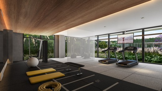 Fitness - Fachada - VertHaus 222 - 644 - 9