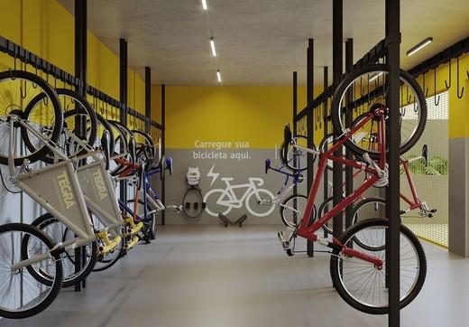Bicicletario - Fachada - Lume - 117 - 10