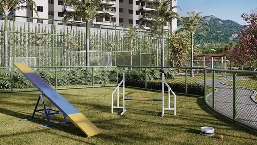 Espaco externo exercicio - Fachada - Lume - 117 - 18