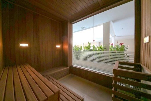 Sauna - Fachada - Neolink Office Mall & Stay - Residencial - 103 - 7