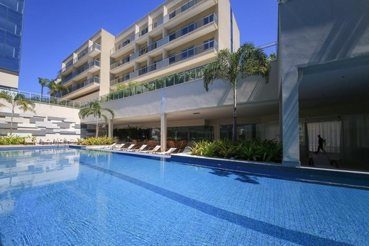 Piscina - Fachada - Neolink Office Mall & Stay - Residencial - 103 - 10