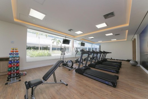 Fitness - Fachada - Neolink Office Mall & Stay - Residencial - 103 - 5