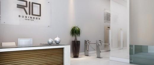 Hall - Fachada - Rio Business Center - 1279 - 4