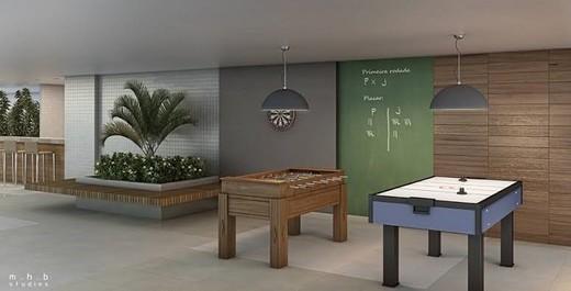 Sala de jogos - Fachada - Liberty Personalité Residences - 105 - 3