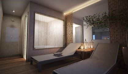 Sauna - Fachada - Liberty Personalité Residences - 105 - 7