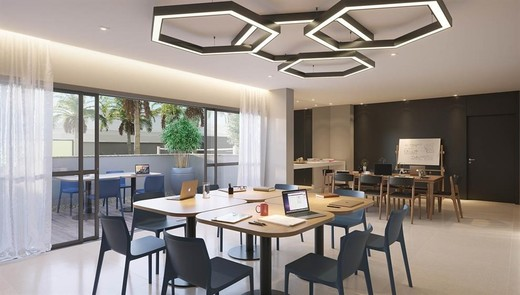 Coworking - Fachada - Life 360 Residences - 106 - 6