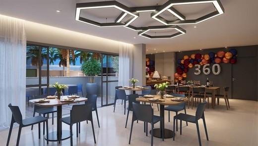 Salao de festas - Fachada - Life 360 Residences - 1257 - 10