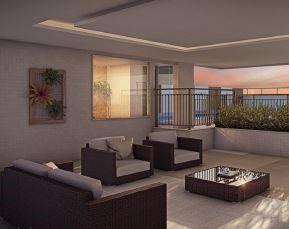 Lounge - Fachada - Liberty Personalité Residences - 105 - 5