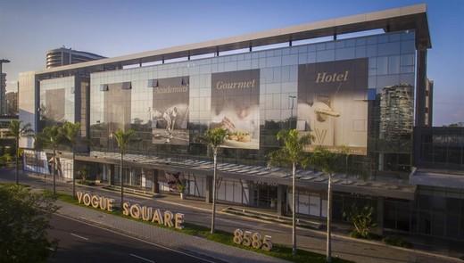 Fachada - Fachada - Vogue Square - Lojas - 60 - 2