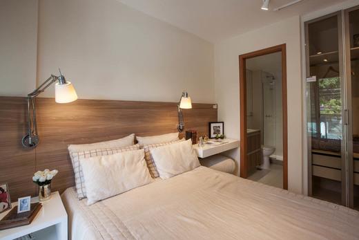 Dormitorio - Fachada - Melodia Condomínio e Lazer - 1605 - 3