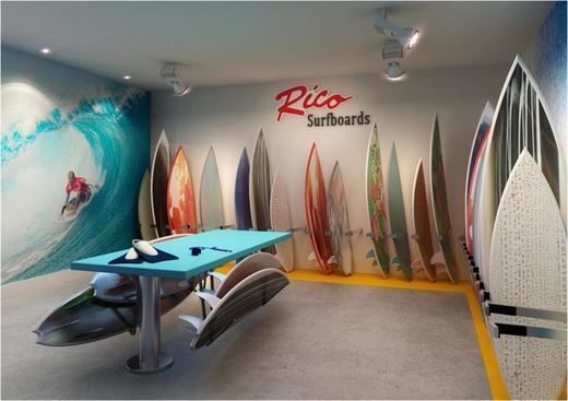 Espaco surf - Fachada - Maui Unique Life Residences - 80 - 27