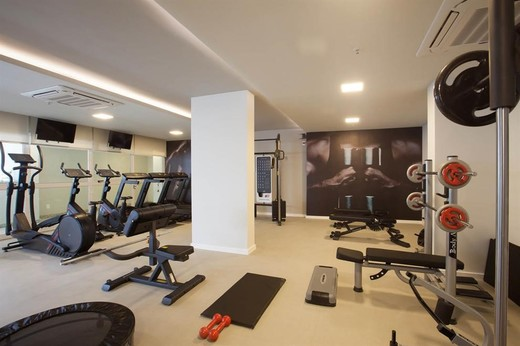 Fitness - Fachada - Unique Stadio Residencial - 123 - 7