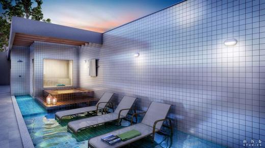 Deck molhado - Fachada - Jazz Harmony Residences - 335 - 14