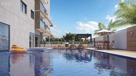 Piscina - Fachada - Park View Comfort Homes - 125 - 11