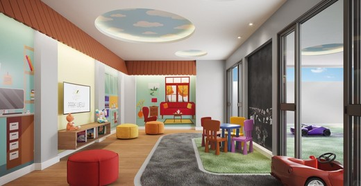 Espaco kids - Fachada - Park View Comfort Homes - 125 - 5