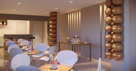 Salao de festas - Fachada - Now Smart Residence Lafayette - 114 - 9
