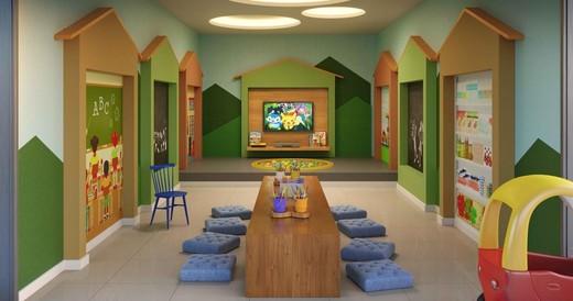 Espaco kids - Fachada - Now Smart Residence Lafayette - 114 - 8