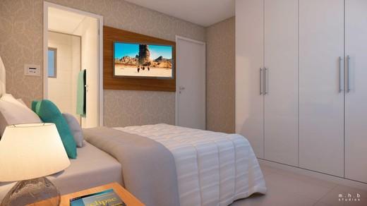 Dormitorio - Fachada - Now Smart Residence Vista Alegre - 115 - 4