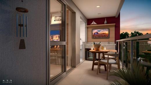Varanda - Fachada - Now Smart Residence Vista Alegre - 115 - 6