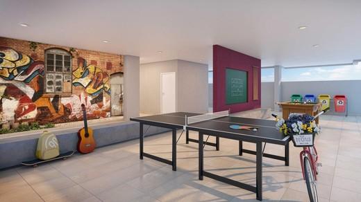 Espaco teen - Fachada - Now Smart Residence Vista Alegre - 115 - 10