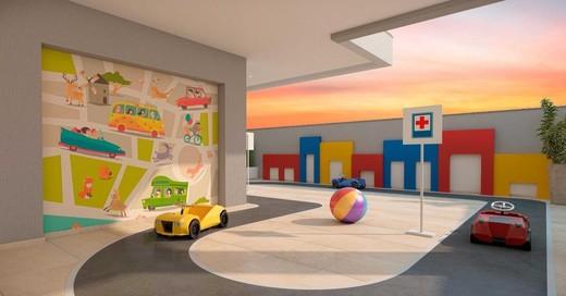 Playground - Fachada - Now Smart Residence Vista Alegre - 115 - 12