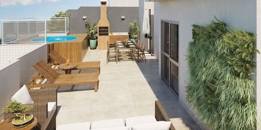 Varanda - Fachada - Now Smart Residence Lafayette - 114 - 5