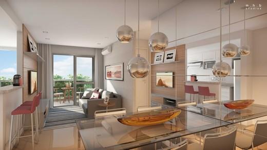 Living - Fachada - Now Smart Residence Vista Alegre - 115 - 3