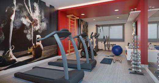 Fitness - Fachada - Now Smart Residence Vista Alegre - 115 - 7