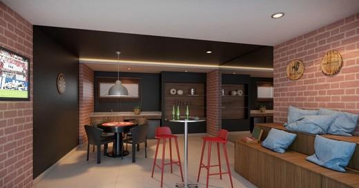 Espaco arena - Fachada - Now Smart Residence Vista Alegre - 115 - 11