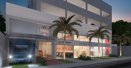 Portaria - Fachada - Now Smart Residence Vista Alegre - Lojas - 117 - 3