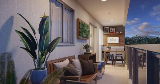 Varanda - Fachada - Now Smart Residence Lafayette - 114 - 6
