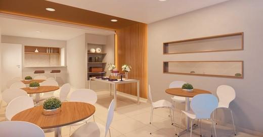 Salao de festas - Fachada - Now Smart Residence Vista Alegre - 115 - 9