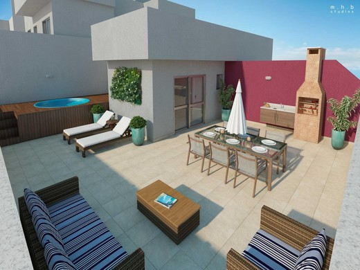 Varanda - Fachada - Now Smart Residence Vista Alegre - 115 - 5
