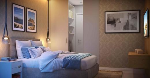 Dormitorio - Fachada - Now Smart Residence Lafayette - 114 - 4