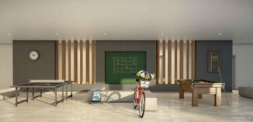 Sala de jogos - Apartamento 1 quarto à venda Irajá, Rio de Janeiro - R$ 274.702 - II-5962-14267 - 12